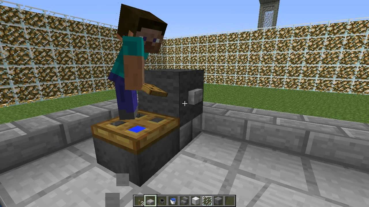 Letu0027s Build Minecraft Badezimmer   YouTube