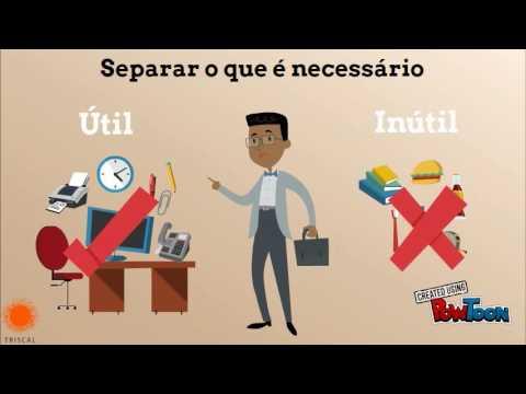 Видео Importancia da ferramenta 10 s na empresa