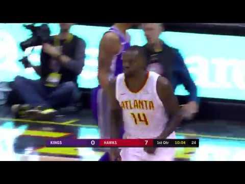 Sacramento Kings vs. Atlanta Hawks - November 15, 2017