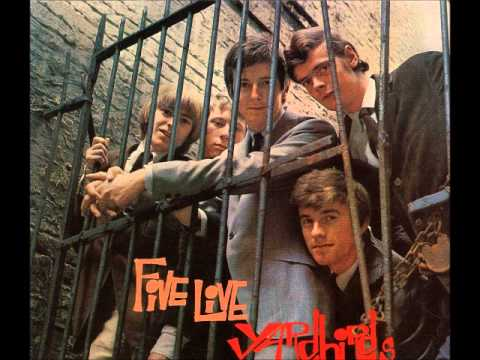 The Yardbirds - I Wish You Would (Live) - 1964