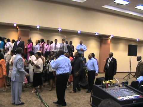 """Frank Melton III """"Let The Spirit of the Lord Rise"""" @ West Oak Grove C.O.C."""