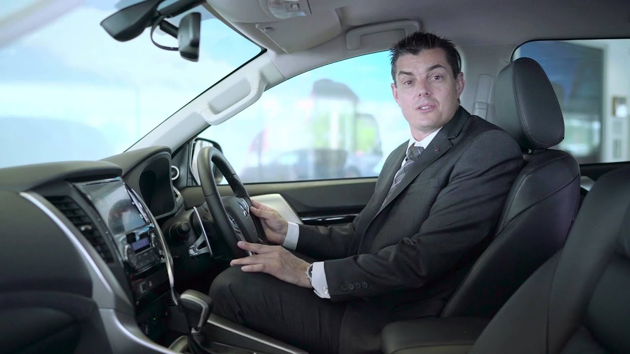 Smartphone Link Display Audio | Mitsubishi Motors Australia