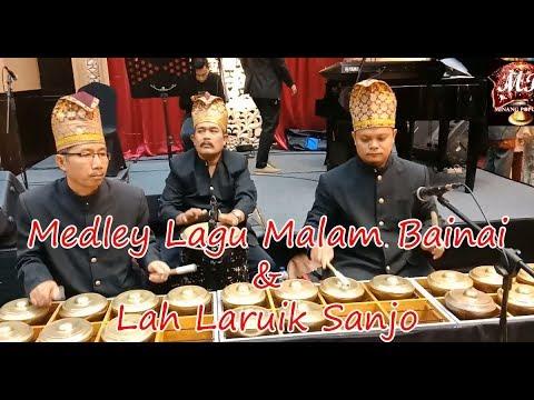 Download Medley Lagu Malam Bainai dan Lah Laruik Sanjo Vol - 2   Minang Populer