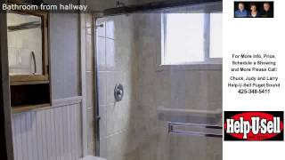 921 130th Street SW, Everett, WA Presented by Chuck, Judy and Larry.