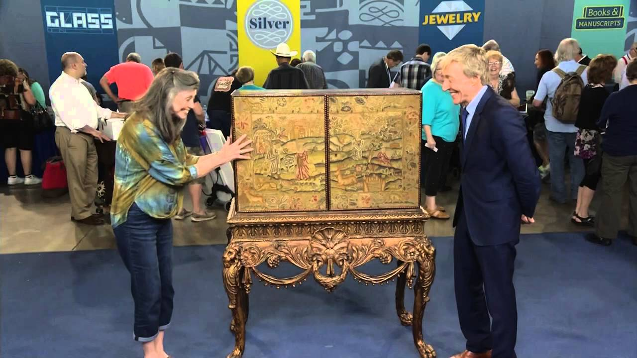 Antiques Roadshow Little Rock Hour One Youtube