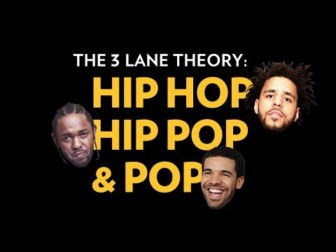 The 3 Lane Theory: J. Cole, Kendrick Lamar & Drake