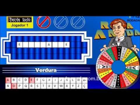 Roda a Roda do Silvio Santos