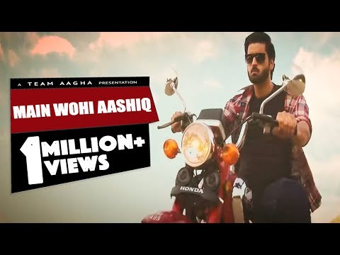 Mein Wohi Aashiq - Official Music Video - Agha Ali feat. Sarah Khan - HD