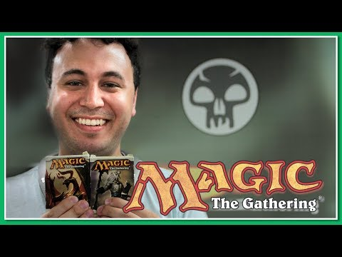 Magic: The Gathering is the greatest game.
