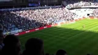 Mff - Elfsborg: Malmö gör mål!