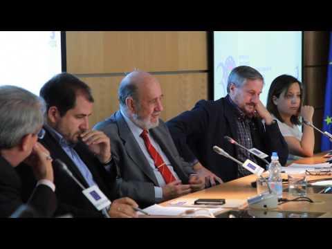 Debate  de la Jornada 30 años de España en la UE