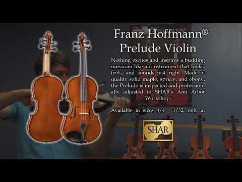 Franz Hoffmann® Prelude Violin