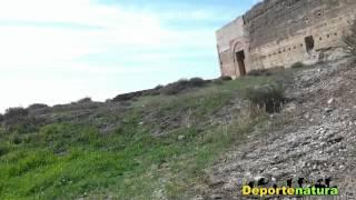 Castillo de Alcalá fortaleza islámica en la Puebla de Mula (Murcia) - Deportenatura