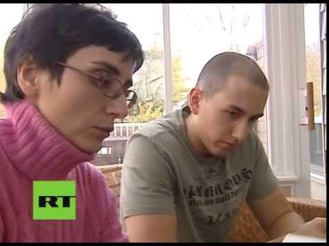Russia Today. Ilizarov Center. Передача на английском языке, 2008год