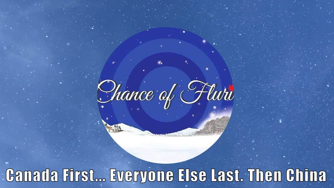 The Chance of Fluri Show!