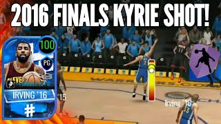 ANKLE BREAKER!!! 100 KYRIE IRVING GAMEPLAY!!! 98 OVR PULL!!! NBA LIVE MOBILE 20