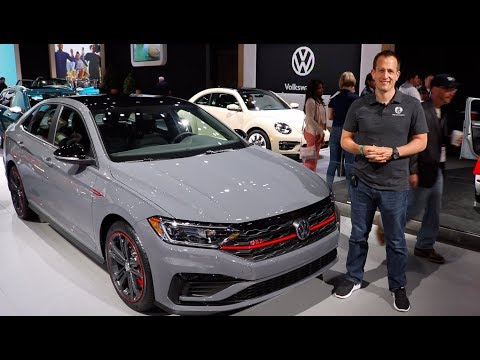 Is the ALL NEW 2019 VW Jetta GLI as GOOD as the Golf GTI?