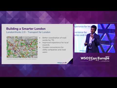 Building Smarter Cities: Examples from Deployments Across the Globe, WSO2Con EU 2017