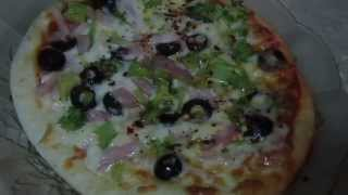 Naan Vegetable Pizza - Pakistani/indian Cooking With Atiya