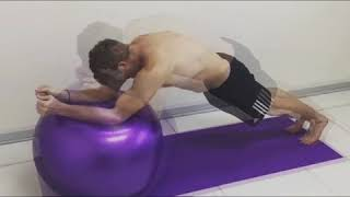 Best advanced shoulder and core strengthening exercise!