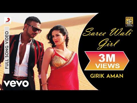 Girik Aman - Saree Wali Girl | feat. Sunny Leone