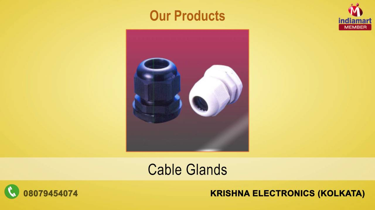 Electrical Wiring Accessories By Krishna Electronics Kolkata