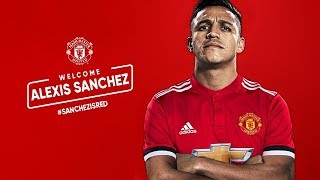 OFFICIAL: Alexis Sanchez Signs For Manchester United! | Internet Reacts