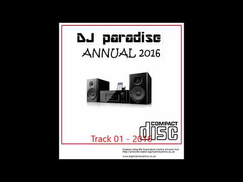 Dise - Annual 2016 (full compilation)