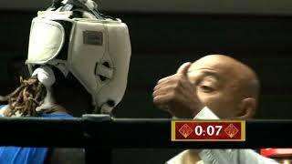 WBC Danny Vazda Costa vs Marcellus Cambell #028