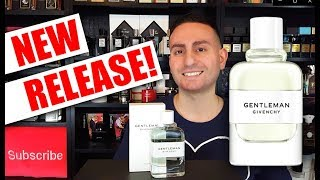 Givenchy Gentleman Cologne / Fragrance Review