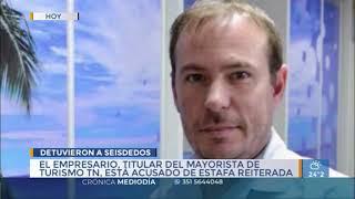 Caso TN Turismo: ordenan la detención de Alejandro Seisdedos