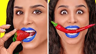 FUNNY FOOD PRANKS FOR FRIENDS AND FAMILY || Cool DIY Pranks And Food Tricks