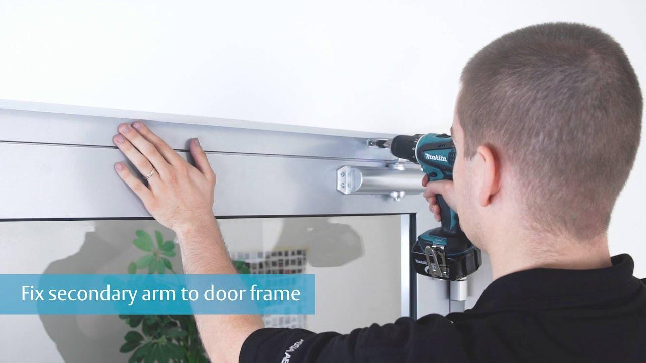 Dc700 Door Closer Amp Dc700 Door Closer Surface Mounted