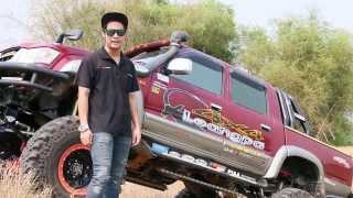 4WD THAILAND Present TOYOTA SPORT CRUISER By SURAPOL CAR HOUSE 4x4