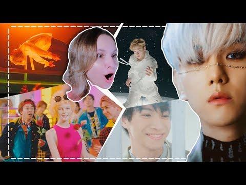 1TEAM - Make This + THE BOYZ - TATTOO + Bullet Train + Sakura Shimeji + EXO - EXODEUX
