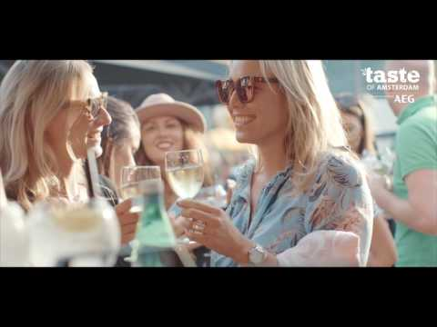 Taste of Amsterdam 2017 - Official Festival Aftermovie