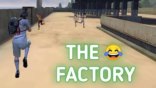 SOLO VS SQUAD || THE FACTORY CHALLENGE 😂 !!!!