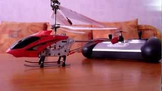 Китайский вертолет на радиоуправлении SYMA S107G(Игра на планшете: Absolute RC Heli Sim Ссылка на игру: https://play.google.com/store/apps/details?id=com.rcflightsim.cvheli2 Ссылка на вертолет: http://ww ..., 2013-03-18T14:36:57.000Z)