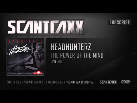 Headhunterz - The Power Of The Mind (Live Edit) mp3