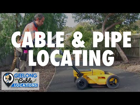 Ground Penetrating Radar | Pipe Locating | Cable Locating