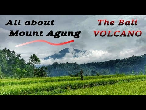 All about Mount Agung | Volcanic Eruption | Bali | Indonesia