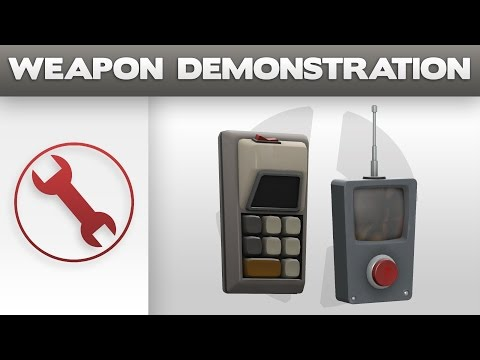 Weapon Demonstration: PDA