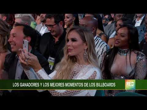 RED+ | Los ganadores y los mejores momentos de los Billboards