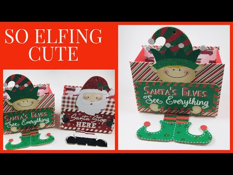 WHAT'S CUTER THAN ELF ON THE SHELF??  🎄🎄THIS