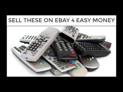 BOLO - Remote Controls that sell on Ebay For Easy Money
