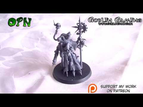 Mechanicus Tech Priest unboxing and built