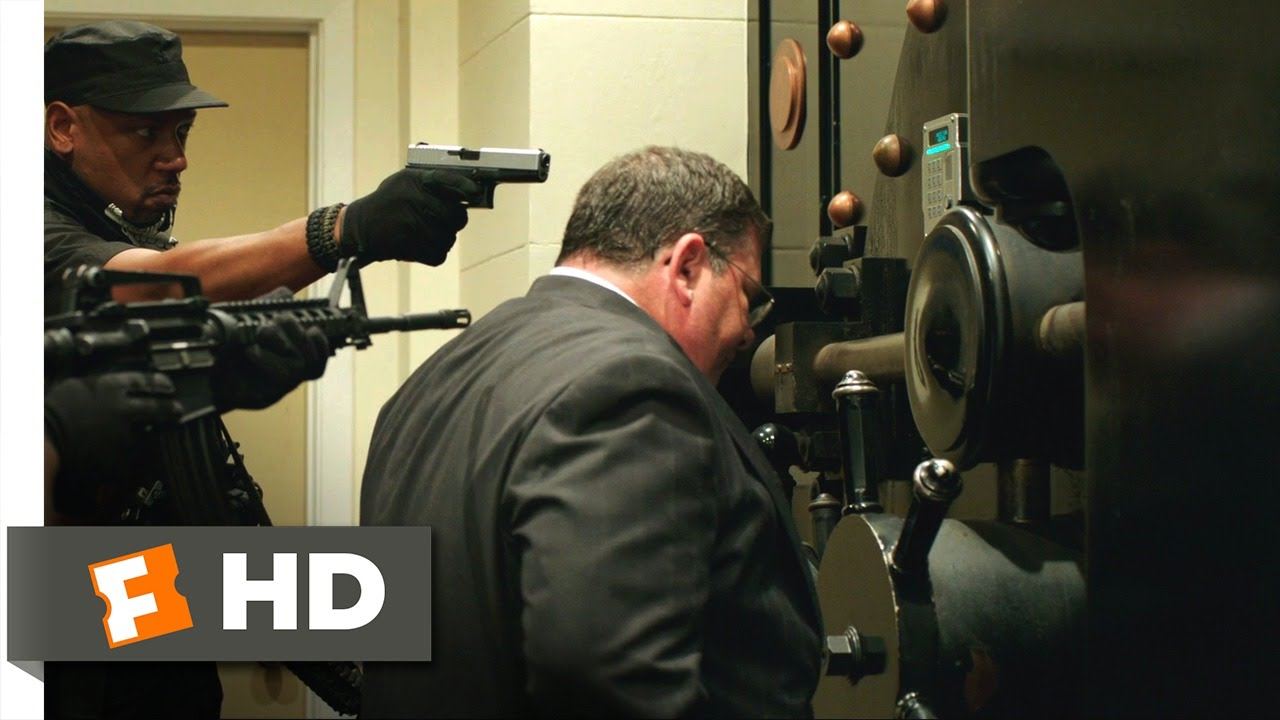 Download American Heist (2014) - The Bank Robbery Scene (5/10) | Movieclips