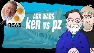 Ken Ham vs PZ Myers Ark Wars (feat. PZ Myers) - Ham & AiG News