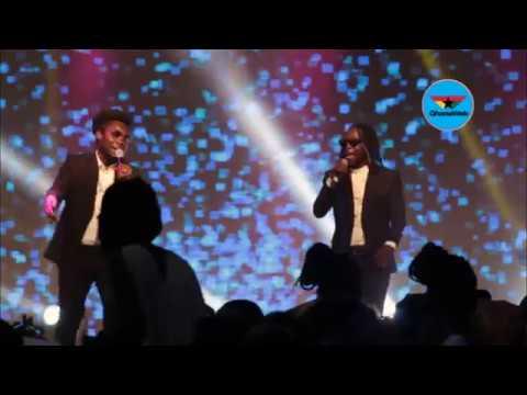 Wutah performs 'Bronya' at Glitz Style Awards 2017