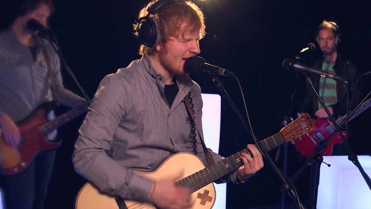 ed sheeran sing capital session youtube. Black Bedroom Furniture Sets. Home Design Ideas